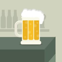 Beer Pushing